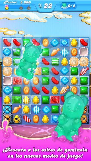 Candy Crush Soda Saga Descargar Apps Gratis Fiesta De Candy Crush Apps Osito Gominola