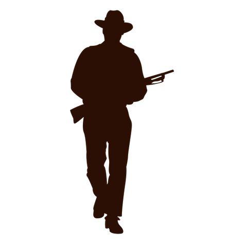 Cowboy Ranger Silhouette Ad Ad Affiliate Silhouette Ranger Cowboy Silhouette Silhouette Png Ranger