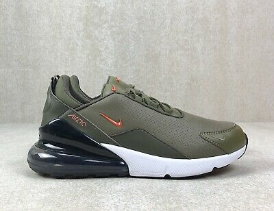 Air Max 270 Premium Leather 'Olive' Nike BQ6171 200 | GOAT
