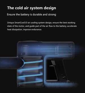 Original Xiaomi Dreame V9 Vacuum Cleaner Handheld Cordless Stick