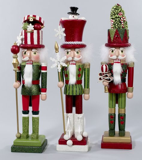nutcrackers | Keeping the Christmas Spirit Alive, 365*: Natasha's Nuts about ...