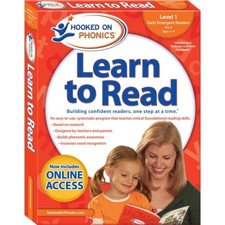 Books Hooked On Phonics Phonics Learn To Read