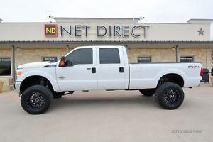 Net Direct Trucks >> Ford F 250 Xlt Fx4 Crew Cab 6 7l Diesel Lifted 4 4 4 Wd