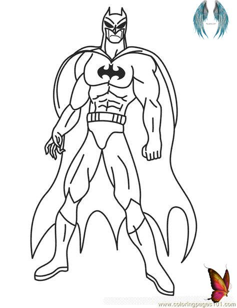 Batman Coloring Pages Printables Free Printable Page Stunning Br I 2020