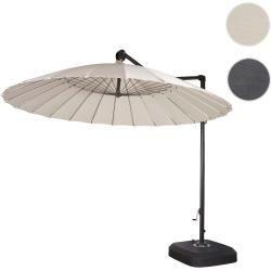 Ampelschirm Hwc A34 Sonnenschirm Mit Stander Schutzhulle Drehbar Rollbar O 2 8m Polyester Alu Stah Patioumb In 2020 Ampelschirm Sonnenschirm Sonnenschirm Rechteckig