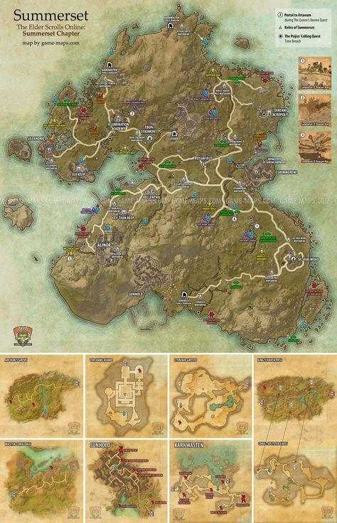 Cyrodiil Fishing Map : cyrodiil, fishing, Ideas, Elder, Scrolls, Online,