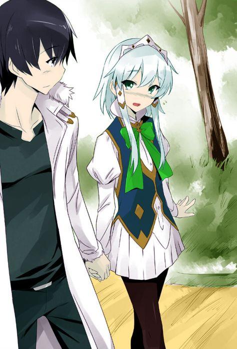 วอลเปเปอร์ : สาวอะนิเมะ, อะนิเมะชาย, Isekai wa Smartphone