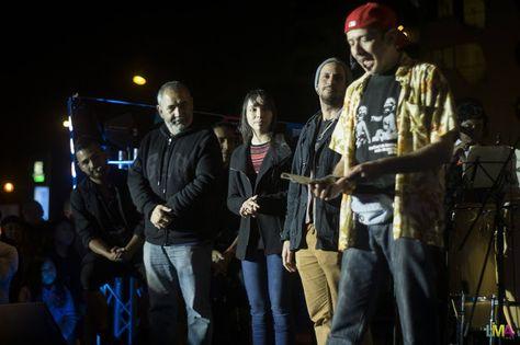 LIMA VAGA: Reportaje: Inauguración Sala de Parto