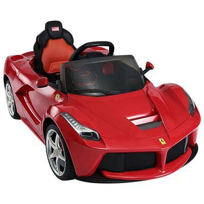 Best Ride On Cars La Ferrari Red Ferrari Laferrari La Ferrari Ferrari