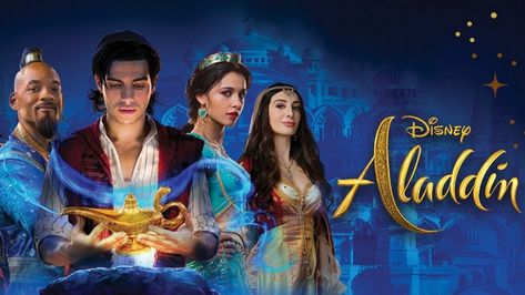 [REVIEW] 'Aladdin' 2019: Shining, Shimmering, Soulless.   Rotoscopers