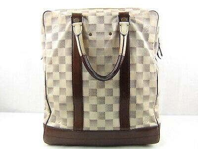 Ad Ebay Us Seller Authentic Louis Vuitton Damier Lune Cabas Hand Bag Good Lv Purse In 2020 Bags Best Purses Authentic Louis Vuitton