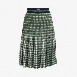 Kjol Plisserad, grön (med bilder) | Kjol, Mode, Tights