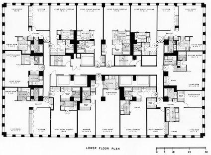 Apartment Building Floor Plans typical lower floor plan of the chestnut dewitt | floor plans