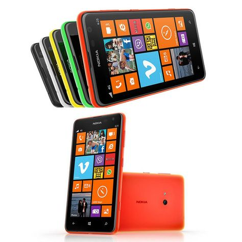 Nokia Lumia 625: the Windows Phone with the largest display!