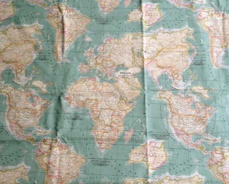 Fabric world map fabric 12 yard map fabric worldmap by cut4you fabric world map fabric 12 yard map fabric worldmap by cut4you the places youll go pinterest gumiabroncs Choice Image
