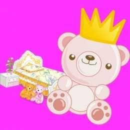 لعبة ترتيب غرفة الاميرة كوتشي Princess Cutesy Room Decoration Pikachu Character Play