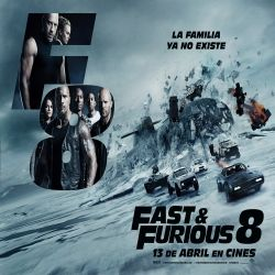 فلم السرعة والغضب الجزء الثامن The Fast And The Furious 8 Fast And Furious Download Movies Movie Fast And Furious