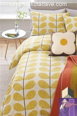 640 Duvet Cover 16 0218 07 Home Decor Homedecor Interiors Interiordesign Bobo Bohodecor Bohodecorideas Bo Duvet Covers Yellow Yellow Duvet Retro Bed
