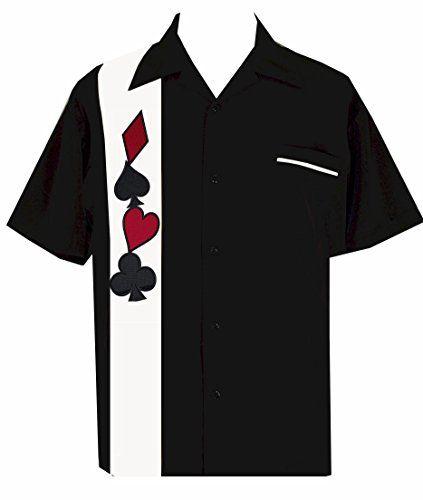 cotton shirt cowboy gambling