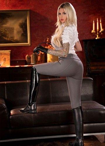 Riding mistress
