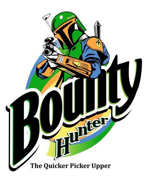 Bounty Hunter - The Quicker Picker Upper