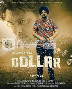 Dollar Sidhu Moose Wala Djpunjab Mr Jatt Mp3 In 2020 New Song