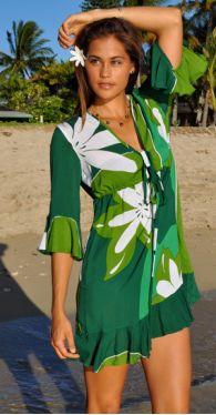 Mahana by Tiare Teiti.... Oooo......love this dress!