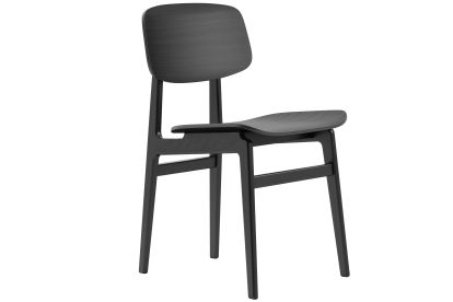NY11 Dining Chair, Black NORR11