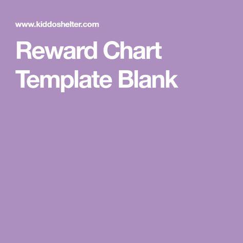Blank Reward Chart Template Pictures Blank Reward Chart Template