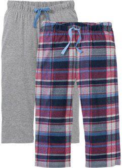 c9b4d21b34201 Брюки капри (2 шт.), bpc bonprix collection | Купить | Pajamas ...
