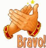 Clap Bravo GIF - Clap Bravo - Discover & Share GIFs