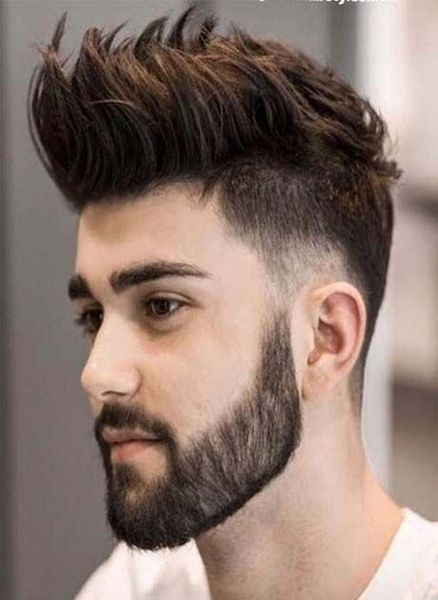 New Hairstyles For Men 2018 2019 Latest Fashion Trends Hottest Hairstyles Ideas Inspiration Mens Hairstyles Short Cool Hairstyles For Men Mens Hairstyles With Beard