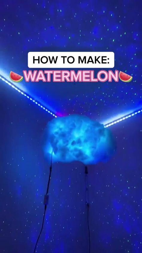 How to make watermelon!