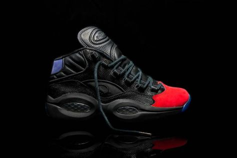 Allen Iverson Reebok Question + Answer V Preview