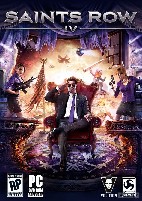 SAINT ROW 4 PC GAME FREE DOWNLOAD 5GB   Saint Row IV PC Game Free Download  Saints Row IV is avideogameaction-adventure thrownopenworld produced by Volition Inc. and published by German publisher Deep Silver. Released on August 20 2013 for Microsoft Windows  PlayStation 3 and Xbox 360 . 1 3 is the fourth chapter in the series Saints Row  after the release of Saints Row: The Third . in 2011 3As in previous games the player controls the leader of the Third Street Saints who now became presiden...