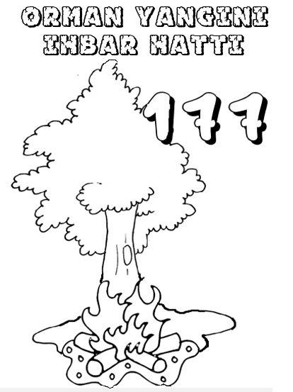 F Teslime Manga Adli Kullanicinin Orman Haftasi Panosundaki Pin