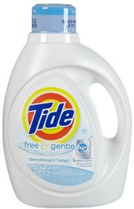 Ewg S Rating For Tide Free Gentle Best Laundry Detergent