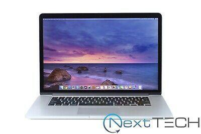 Apple Macbook Pro Retina 15 Up To 2 8ghz I7 2015 In 2020 Apple Macbook Pro Retina Macbook Pro Retina Macbook