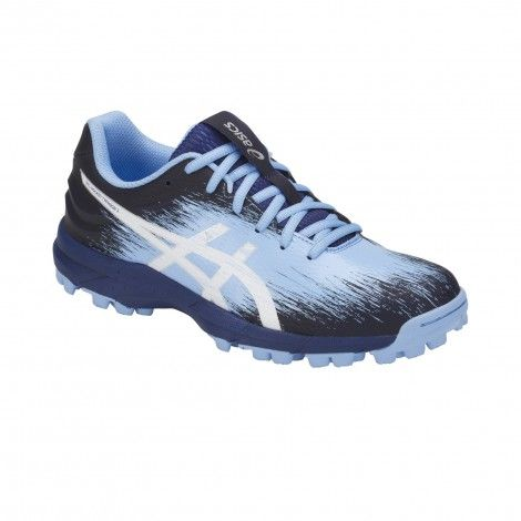 ASICS Gel Hockey Typhoon 3 hockeyschoenen dames blue print ...