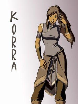 The Legend of Korra!
