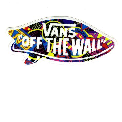 #1382 Union Jack UK VANS OFF THE WALL , 10 Cm, Decal Sticker    DecalStar.com | DecalStar.com | Pinterest Part 68