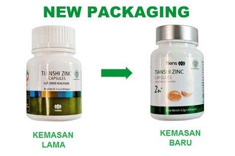 Paket Penggemuk Badan Tiens Kemasan Terbaru Kemasan Berat Badan Herbal