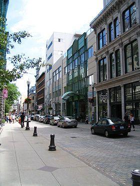 Rue Saint Joseph Quebec Wikipedia En 2020 Ville De Quebec Saint Roch Quebec