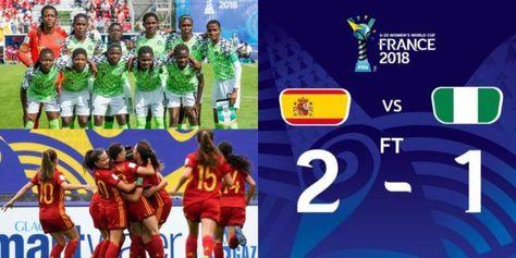 Nigeria crash out of FIFA U-20 womens world cup following a 2-1 loss to Spain Obtenez le meilleur guide FIFA 20 Pro Gratuit !fifa 20 fifa 20 sortie fifa 2019 fifa 2020 fifa 20 web app fifa 20 prix fifa 20 leclerc fifa 20 demo fifa 20 switch fifa 20 forum fifa 2018 fifa 20 ps3 fifa 20 juventus fifa 20