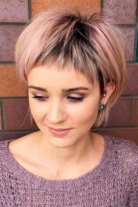 Do you know that short bangs are the classic trend that every woman should try in her life? Here you can find out all the benefits that bangs can bring into your style and see the ways how you can sport them.