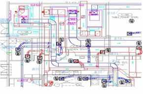 True Hvac Design And Drawing Consultancy Includes Accurate And Energy Friendly Assembling Of Relevant Parts To Plan Th Hvac Design Hvac System Plumbing Drawing