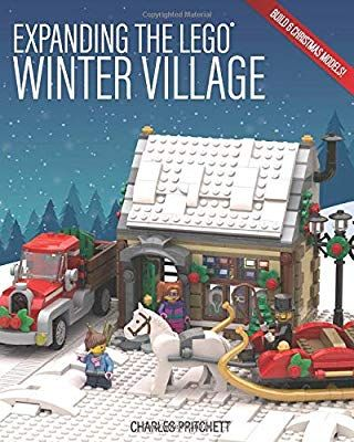 Expanding The Lego Winter Village In 2020 Lego Winter Lego Winter Village Lego Christmas Village