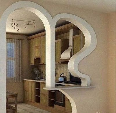 50 Pop Arches Designs Pop Walls For Modern Homes Interiors 2019 2b 25282 2529 Modern Houses Interior House Interior Small Space Interior Design
