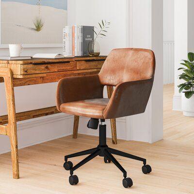 Modern Office Decor, Home Office Design, Home Office Decor, Home Decor, Home Office Furniture Ideas, Farmhouse Office Chairs, Home Office Chairs, Apartment Office, Apartment Design