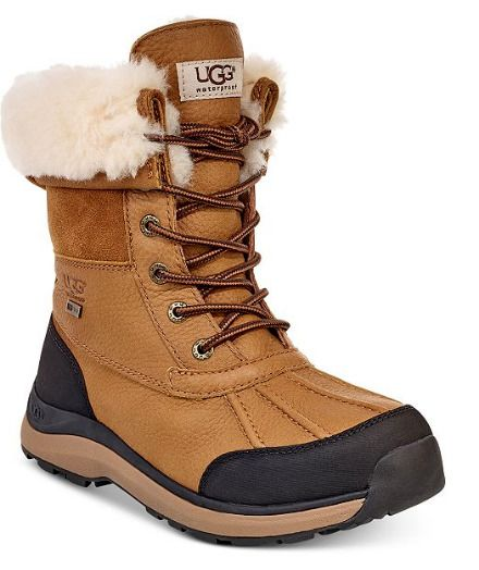 1d3978848cd Ugg Adirondack III Boots 6 7 8 9 9.5 10 Chestnut Dri-Tech NEW ...